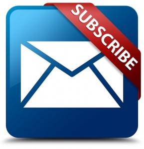Subscribe to email list icon